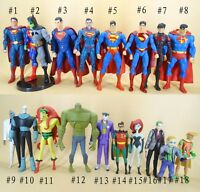 DC direct the JOKER superman batman superboy robin two-face Mr freeze poison lvy