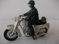 BRITAINS POLICE MOTORCYCLE 9697