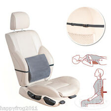 Orthopaedic Medical Car Home Office Back Support Comfort Lumbar Seat Cushion