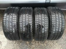 Two Pairs / Set of Firestone Firehawk 700 - 195/55R15 tyres -  7 mm of treads