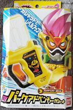 Kamen Rider Ex-Aid - DX Pac Adventure Gashat