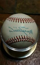 Duel Signed Autographed Baseball MLB Willie Stargell/ralph kiner  Pirates HOF