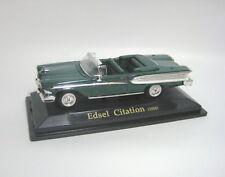 ROAD SIGNATURE 1958 EDSEL CITATION  1/43