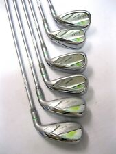 Womens TaylorMade KALEA (2017) Irons (6-SW) Ladies Graphite Shafts EX DEMO SET