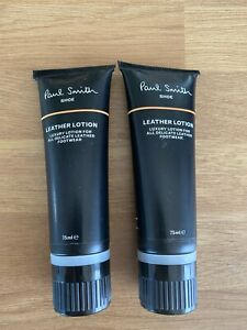 Designer Genuine Paul Smith Luxury Leather Lotion shoe polish/cream 75ml