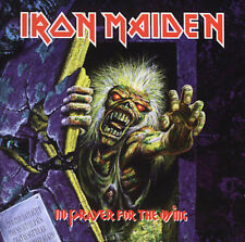 IRON MAIDEN - NO PRAYER FOR THE DYING NEW CD