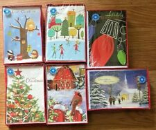 Holiday Christmas Card Lot 60 Count 6� X 4� Seasons Greetings New Years envelope