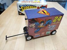 Action Jeff Gordon #24 Dupont Superman Diecast Pit Wagon 1999 1:24 Scale