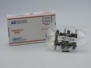 55570284 (SET OF 4) Fuel Injectors OEM DEKA CHEVROLET CRUZE SONIC 1.8L 2011-2018