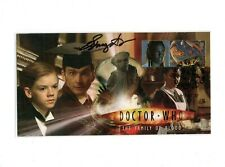 "Doctor Who ""The Family of Blood"" Ltd Edition Stamp Cover Signed Thomas Sangster"