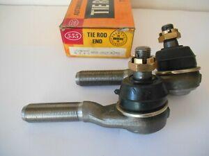 Tie Rod End Inner Pair For Datsun Junior N140