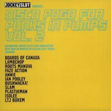 Various Punk(CD Album)Disco Pogo For Punks Vol.2-Jockey Slut-2002-New