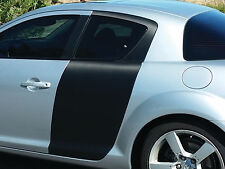 2004-2011 MAZDA RX-8 CARBON FIBER DOOR GRAPHICS STICKERS DECALS 3M 1080 VINYL