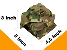 Pouch sniper molle PAINTBALL tactical svd mag airsoft bag magazine multicam