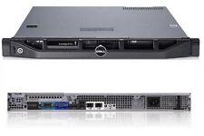 Rackmount Xeon PowerEdge 64GB Enterprise Network Servers