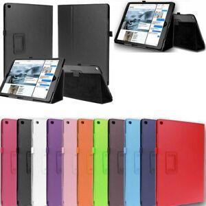 Leather Book Stand Case Cover For Apple iPad 9.7 2018 iPad 2 Mini 123 iPad Air2