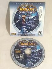 World of Warcraft wrath of the lich king for computer expansion set