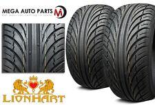 2 X New Lionhart LH-Four 275/40R20 106W XL All Season High Performance Tires