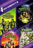 Teenage Mutant Ninja Turtles TMNT 1 / 2 / 3 / 4 (2 Disc) DVD NEW