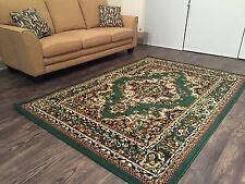 Area Rugs Beautiful Traditional Persian Style Area Rug 5x8 and 8x11 Carpet Decor