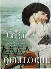 Q32 Clipping-Ritaglio 2012 Lady Gaga ...quello che nessuno sa