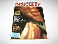 AUG 1981 MUSCLE UP body building magazine