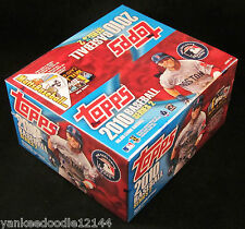 2010 Topps Baseball Series 2 RETAIL Factory Sealed, 24 packs/12 cards