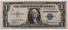 ~ Stati Uniti 1 dollaro argento CERTIFICATO - 1935a-p416a ~