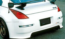 for 350Z 03-08 Nissan WN Style Poly Fiber Rearbumper body kit
