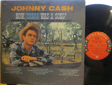 Johnny Cash - Now, THERE Was a Song!  (6-eye Columbia CL 1463) (Mono)