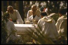 122085 service de communion en jardin de l'Église des Béatitudes A4 papier photo