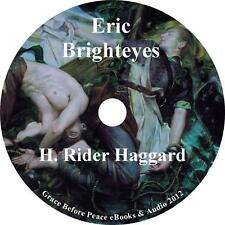 Eric Brighteyes H Rider Haggard Audiobook Fiction English Unabridged on 1 MP3 CD