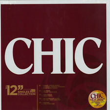 Chic The 12 Inch Singles Collection Vinyl 33rpm