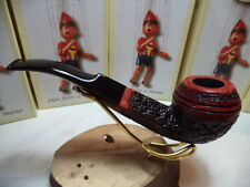 PIPA PIPE MASTRO GEPPETTO BY SER JACOPO RUSTIC FINISH HAND MADE ITALY  NEW 21