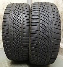 2 x CONTINENTAL 225/45 R18 95V 6,2 mm Winter Contact TS830P RUNFLAT Reifen XL