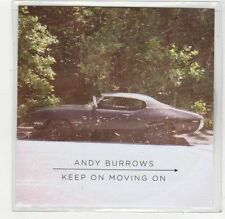 (FC683) Andy Burrows, Keep On Moving On - 2013 DJ CD