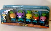 Octonauts The Vegimals 5 Figures Set