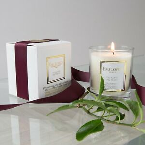 Eau Lovely Candle, Scented Candle in Glass Jar - Eau So Wild - Fig