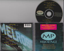 MELROSE PLACE - THE MUSIC (FROM THE TV SHOW) - ORIGINAL 1994 CD