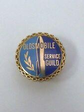 Vintage G.F. Oldsmobile Service Guild Service Badge