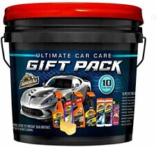 Ultimate Car Care Gift Pack, Car Wash, Car Detailing & Car Cleaning Kit (10 pc)