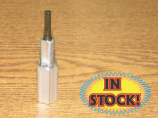 "New Port NE14010 - 2 Speed Wiper Motor Switch Shaft Extension - Set Screw 3/16"""