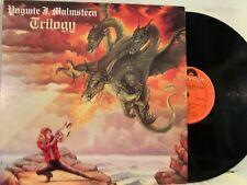 Yngwie J. Malmsteen – Trilogy LP 1986 Polydor 831 07 – 422-825 324-1 Y-1 EX