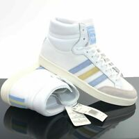 NEW adidas Originals AMERICANA HI SHOES EF2505 Cloud White / Glow Blue Size 11.5