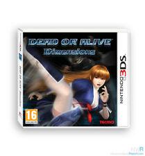 Dead or Alive - Dimensions For UK / EU 3DS (New & Sealed)