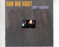 CD VAN DIK HOUTvier wekenEX+  (A2706)