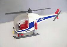 PLAYMOBIL (K4117) POLICE - Hélicoptère de l'Unité de Recherche Aérienne 3908