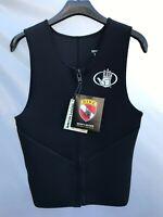 Body Glove Men's (Size S) 3mm Neoprene Dive Barrier Zip-up Vest