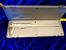 MITUTOYO 12 inch Caliper MACHINISTS TOOL