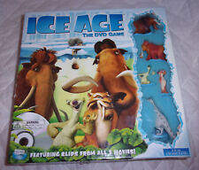 Ice Age The DVD Game Clips from all 3 Movies age 6+ 2 or More Players Toy